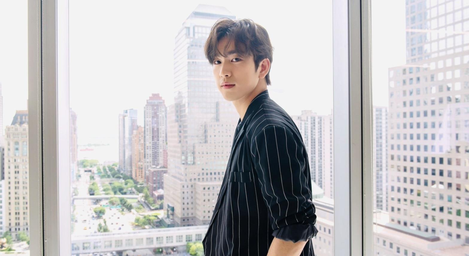 GOT7's Park Jin Young