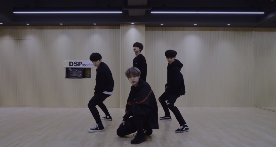 DSP Media trainees cover GOT7's Hard Carry