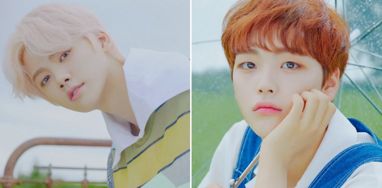 Minhee and Hyeongjun to debut under a 9member boy group by Starship Entertainment.