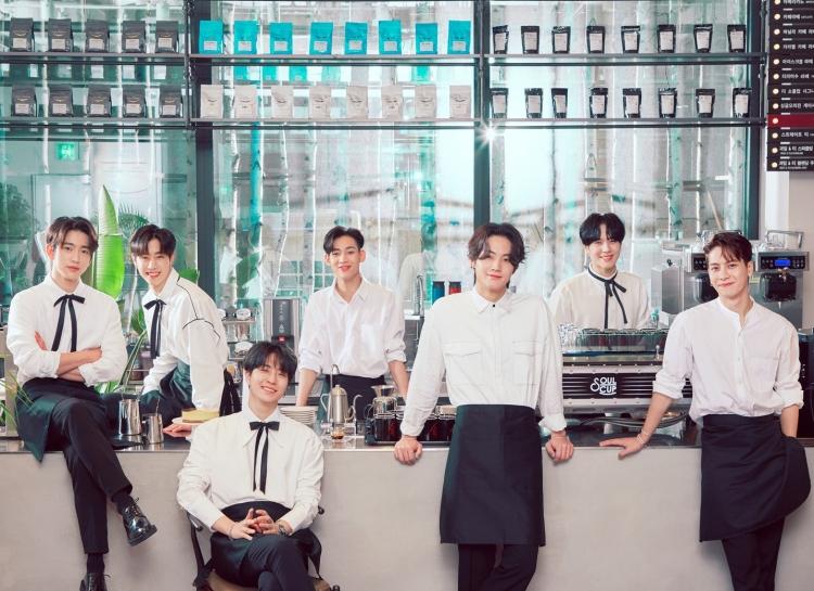 GOT7 6th Generation Recruitment promotion photo