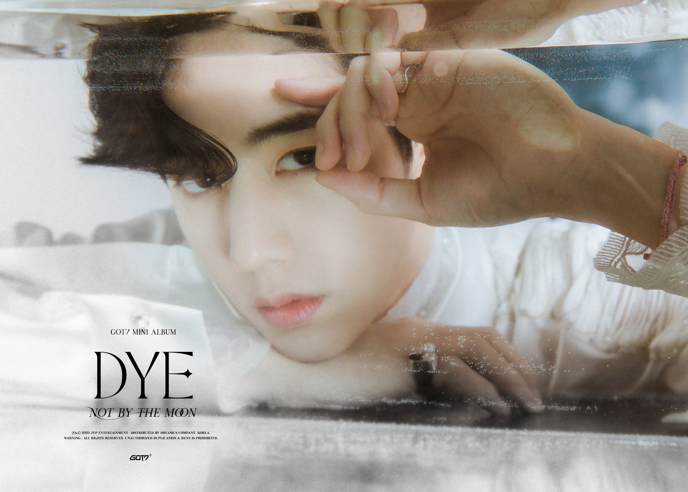 Mark's concept photo for DYE.