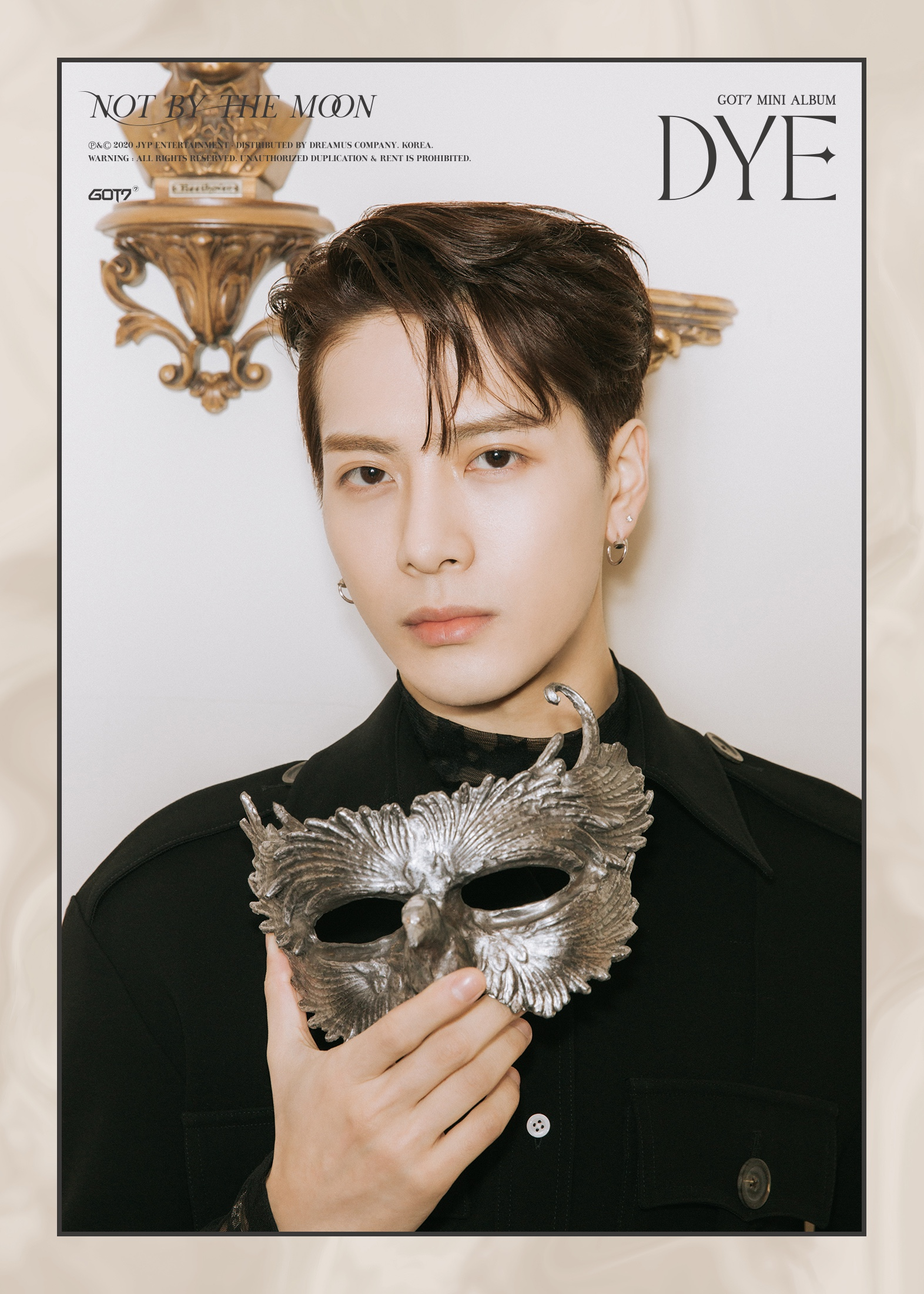 Jackson 2nd teaser image for DYE comeback