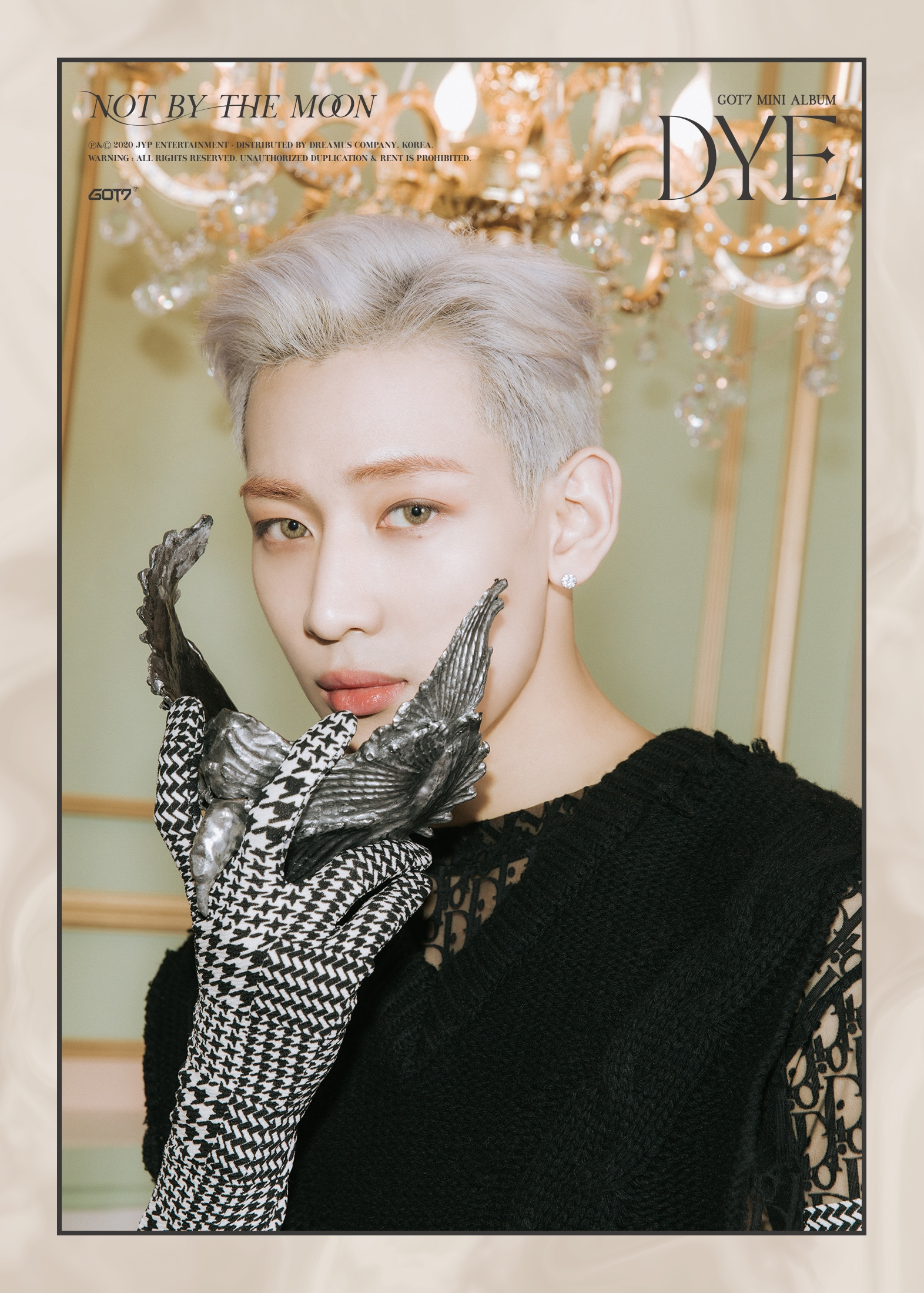 Bambam 2nd teaser image for DYE comeback