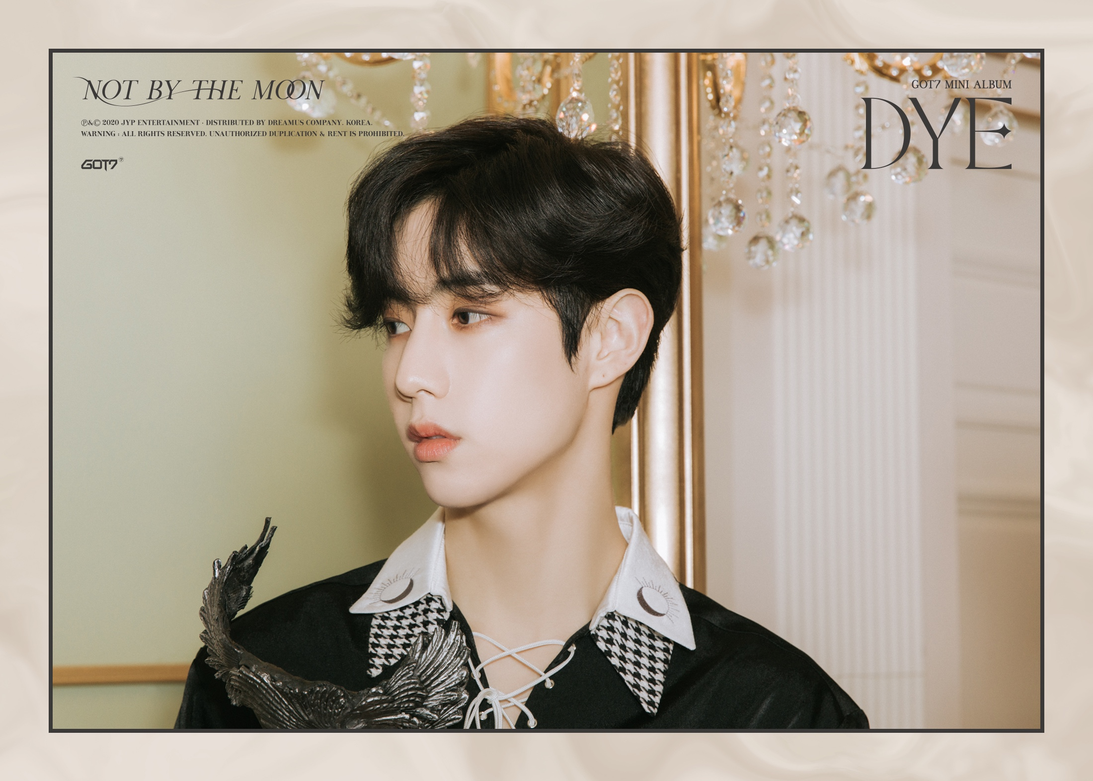 Mark 2nd teaser image for DYE comeback