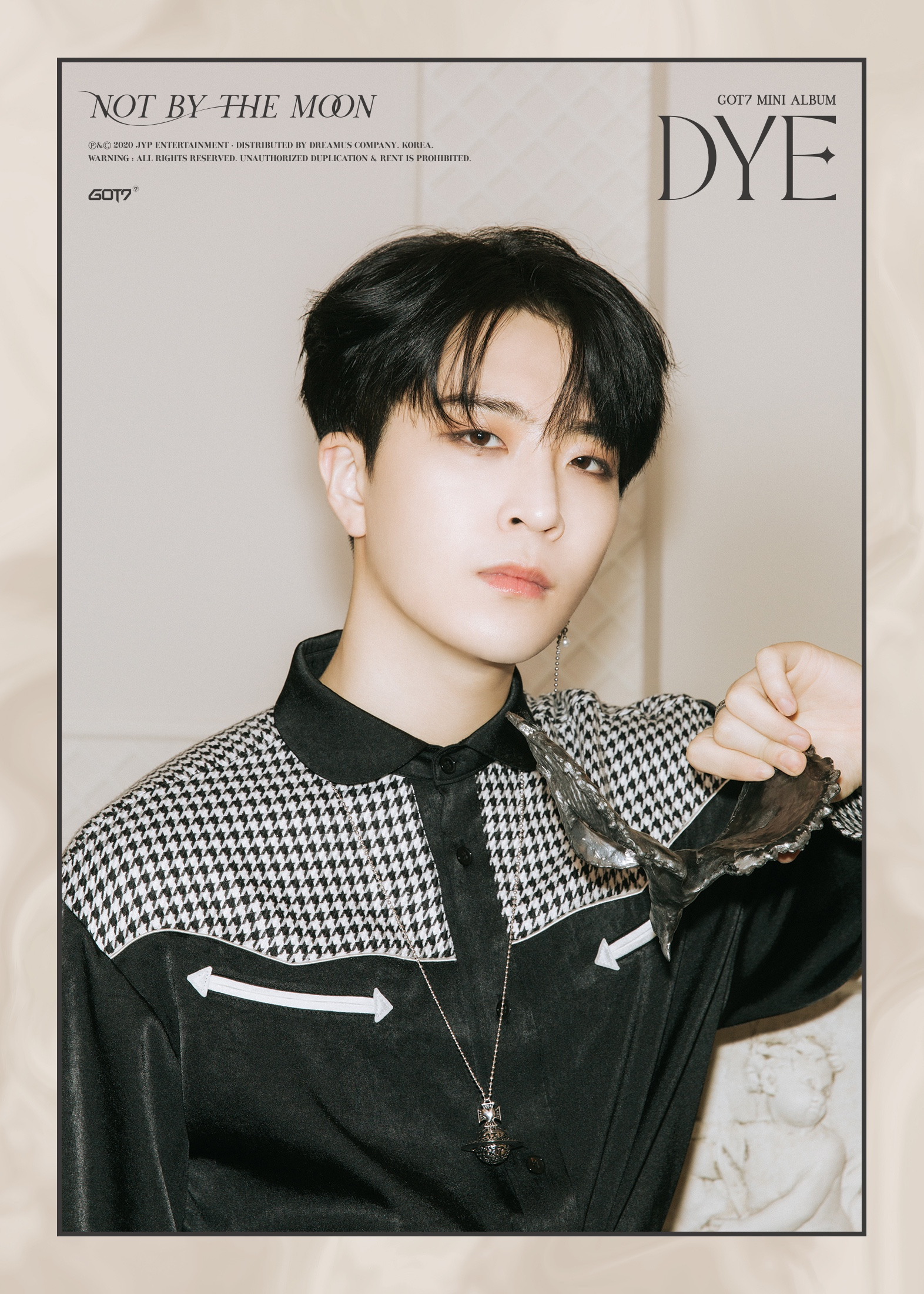 Youngjae 2nd teaser image for DYE comeback