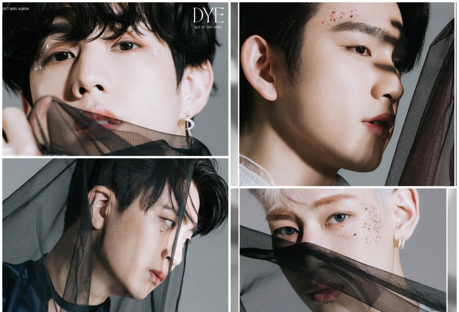 GOT7's fourth teaser image release for DYE