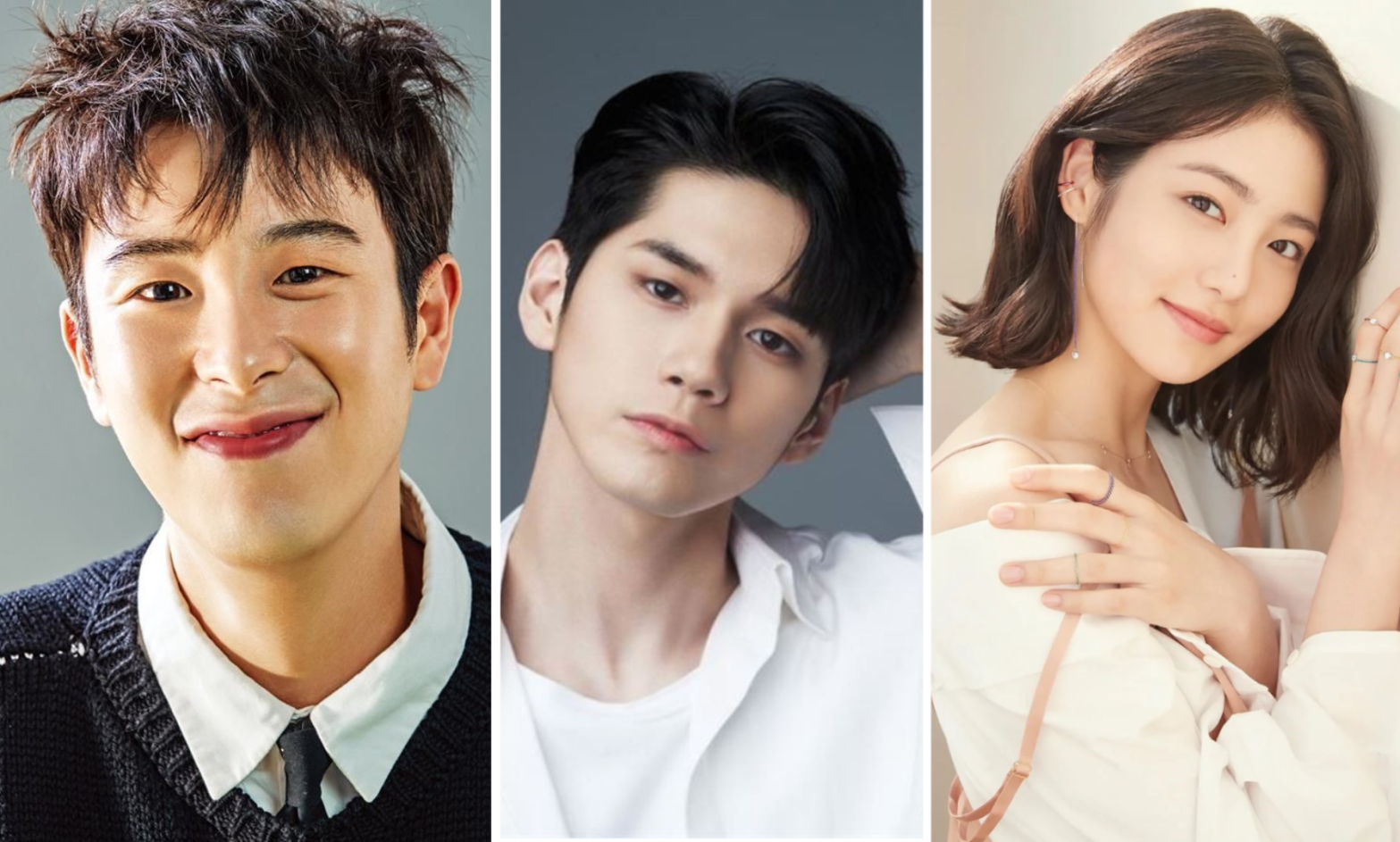 PO joining ong seong woo and shin ye eun for drama