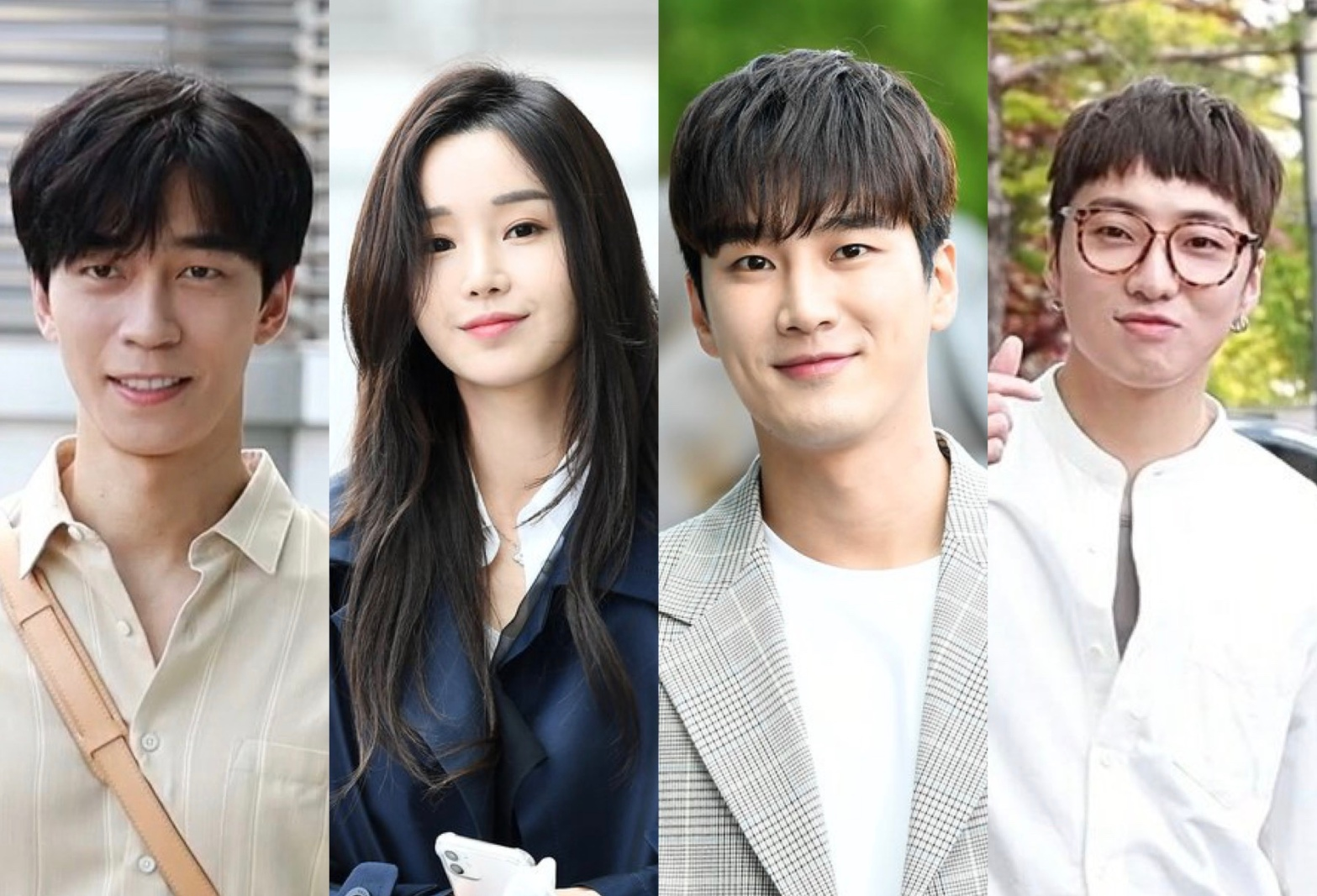 Shin Sung Rok, Nam Gyu Ri, Ahn Bo Hyun and WINNER's Kang Seung Yoon for Kairos