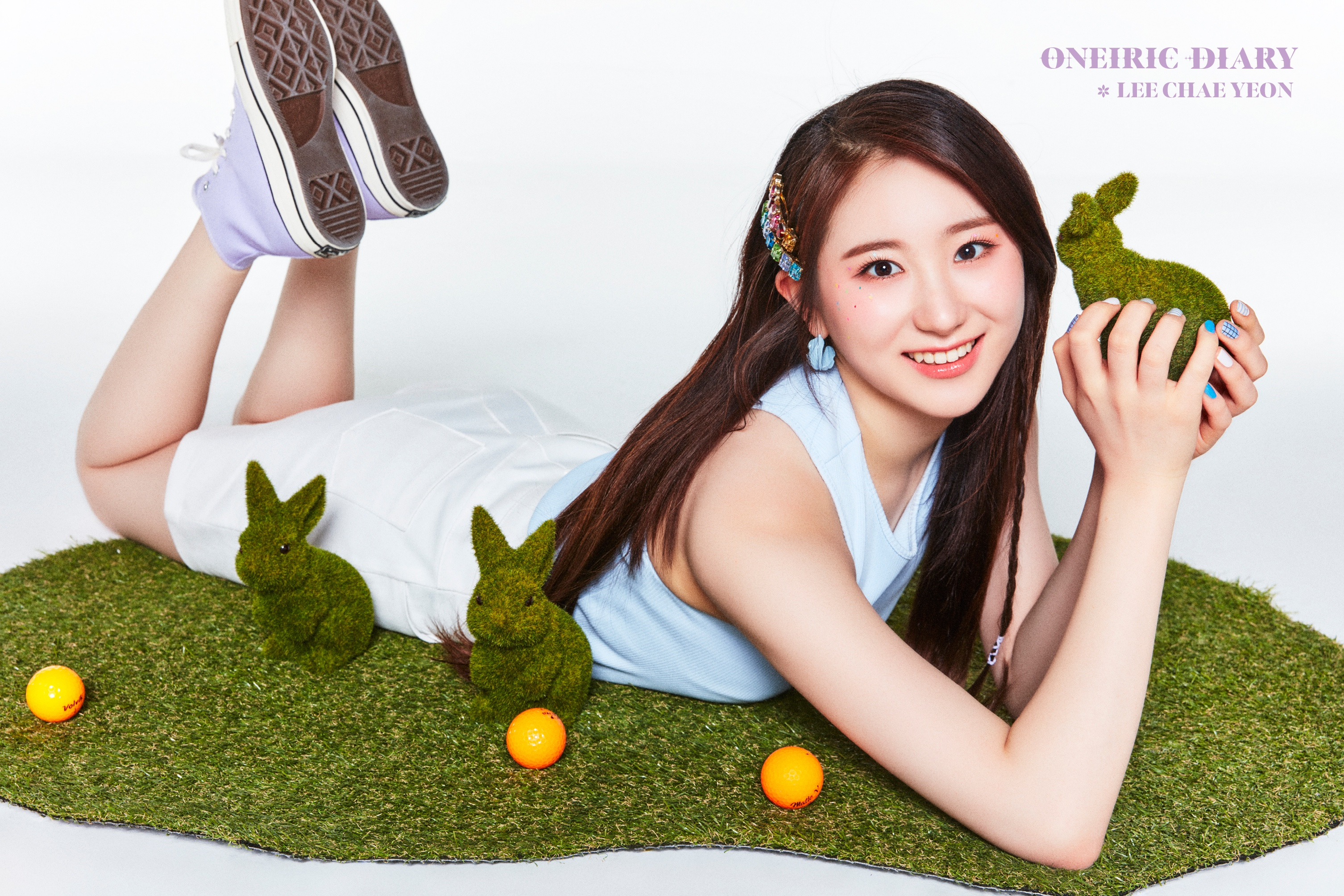 Lee Chae Yeon from IZONE for Oneiric Diary comeback
