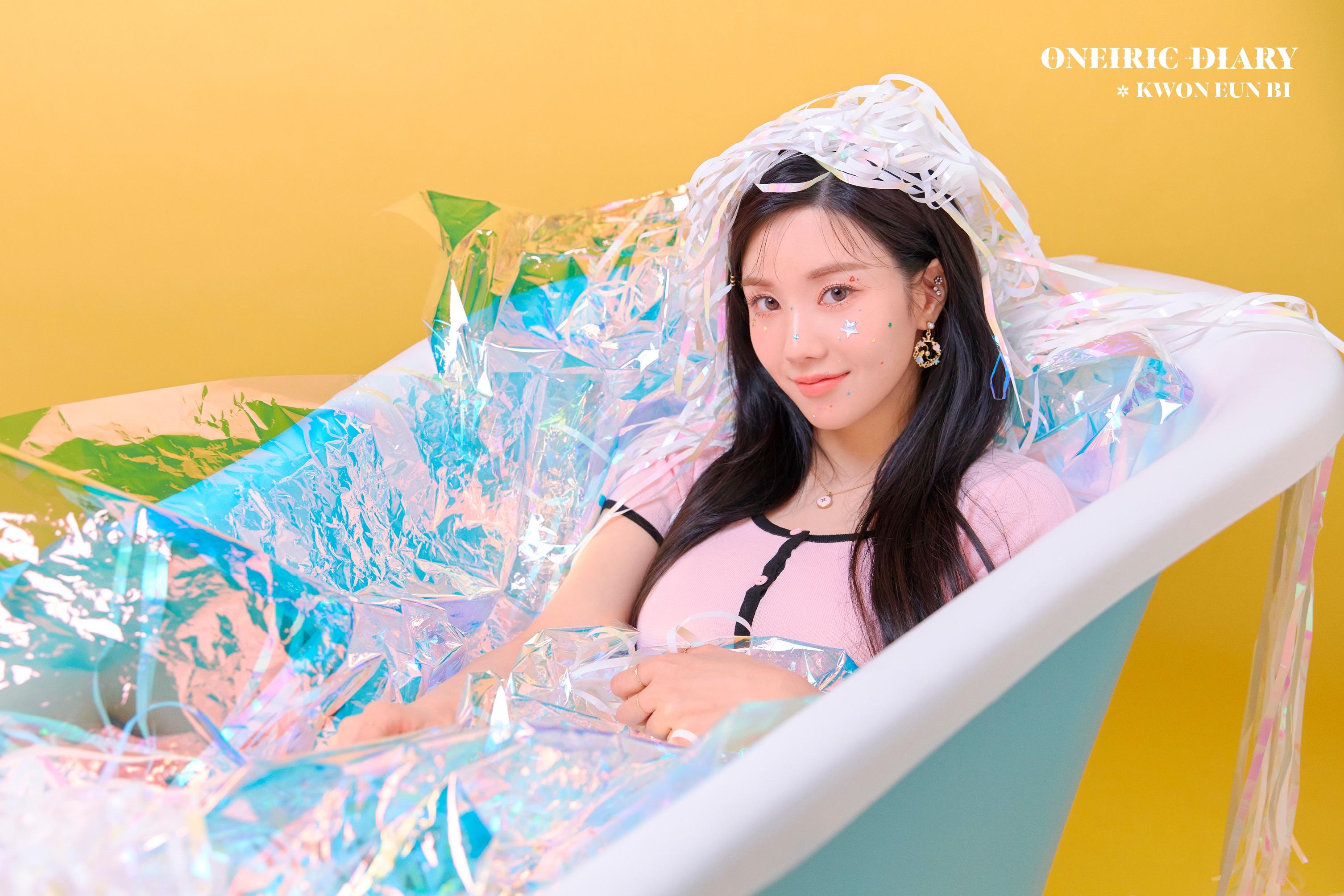 Kwon Eun Bi from IZONE for Oneiric Diary comeback