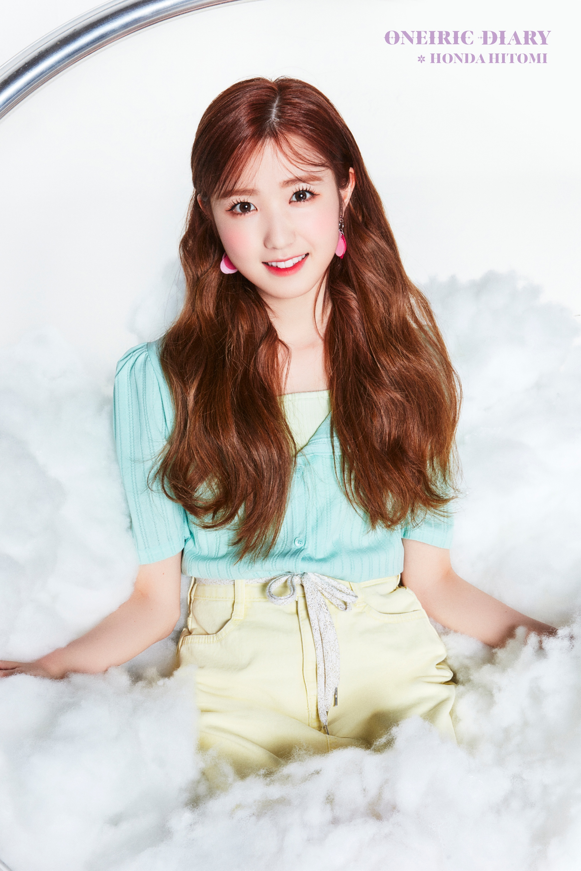 Hitomi from IZONE for Oneiric Diary comeback