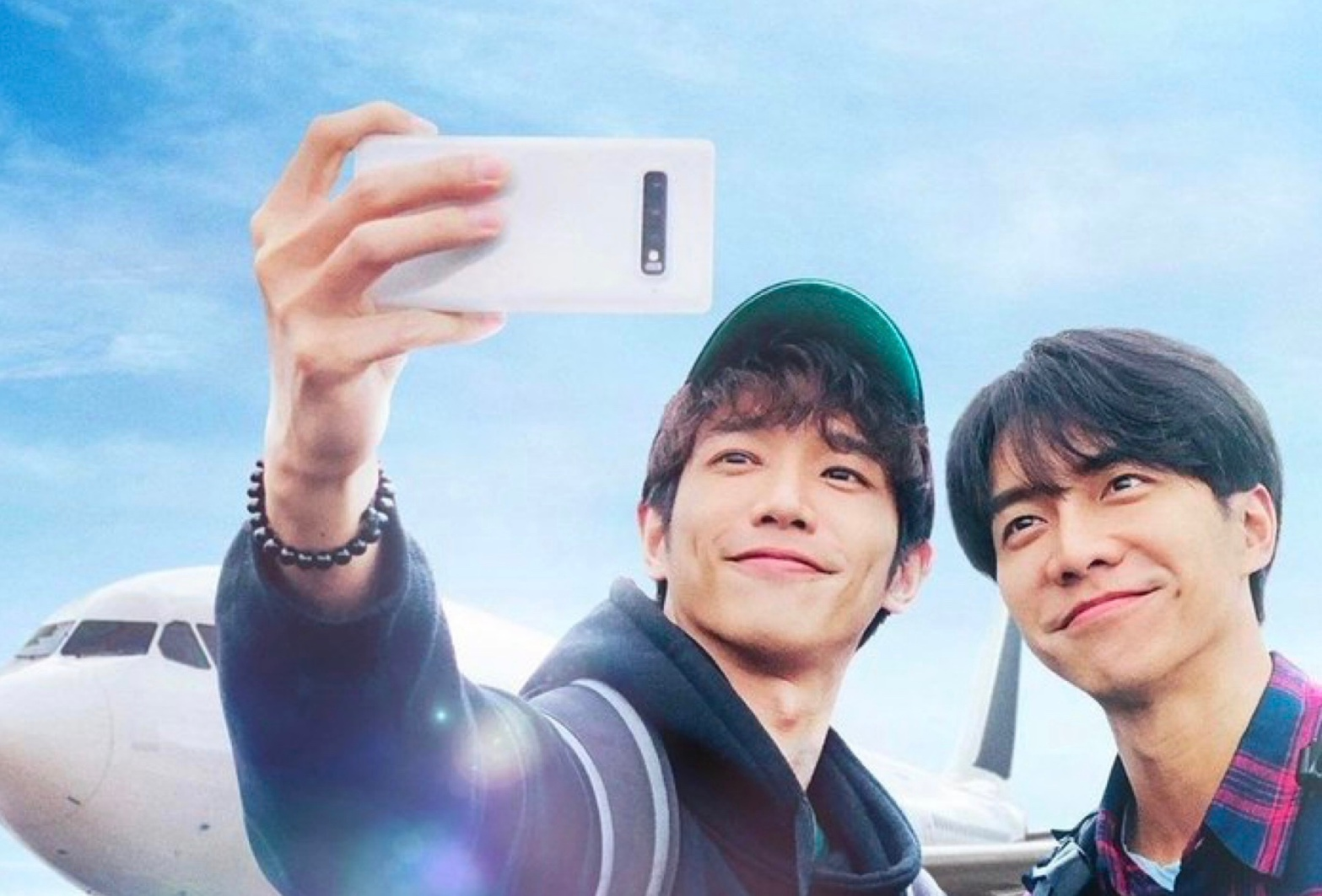 Twogether (2020) with Lee Seung Gi and Jasper Liu
