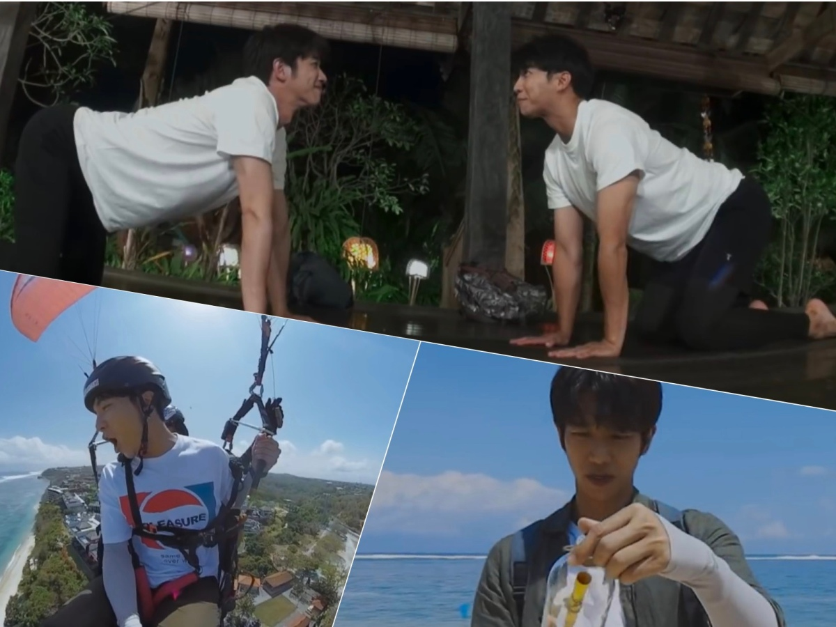 Twogether, Netflix with Lee Seung Gi and Jasper Liu