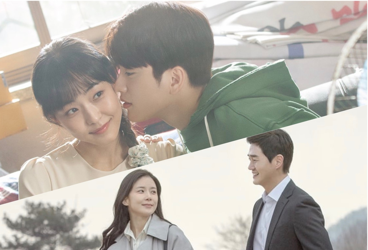When My Love Blooms drama poster