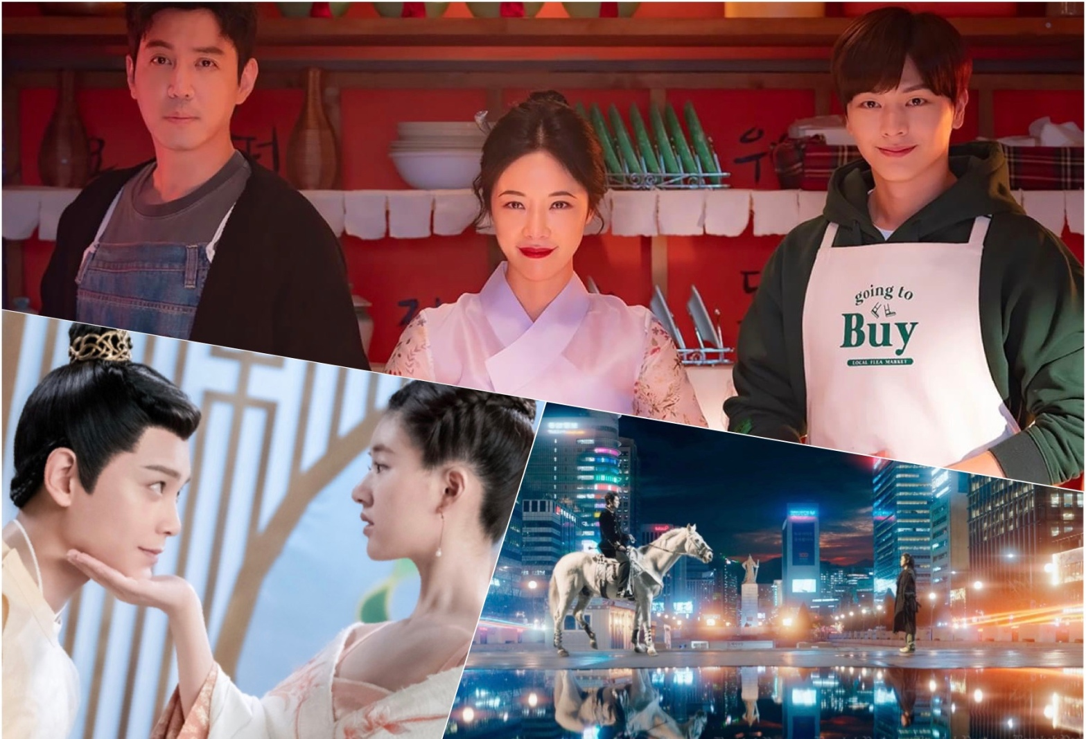 Favorite dramas in June 2020