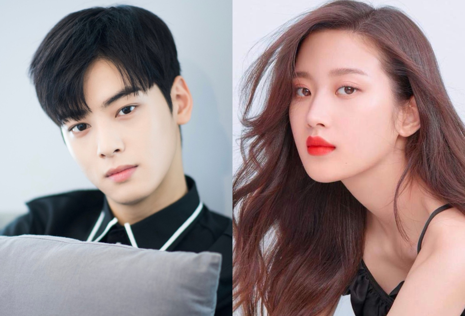 ASTRO's Cha Eun Woo and Moon Ga ASTRO's Cha Eun Woo and Moon Ga Young in talks for True BeautyYoung in talks for True Beauty