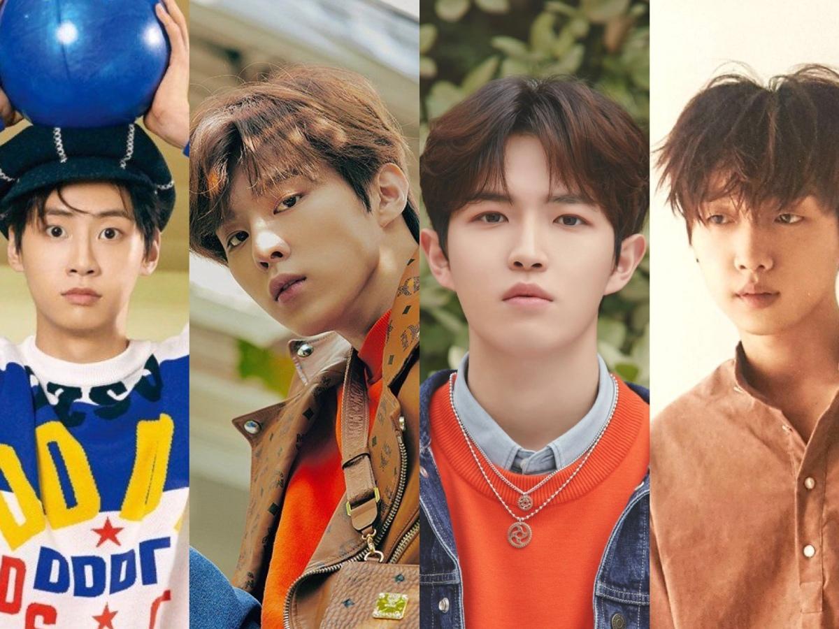 Kim Woo Seok, LeeKim Woo Seok, Lee Jin Hyuk, Kim Jae Hwan, And Jeong Sewoon Jin Hyuk, Kim Jae Hwan, And Jeong Sewoon