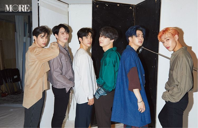 GOT7 for Japan Magazine MORE