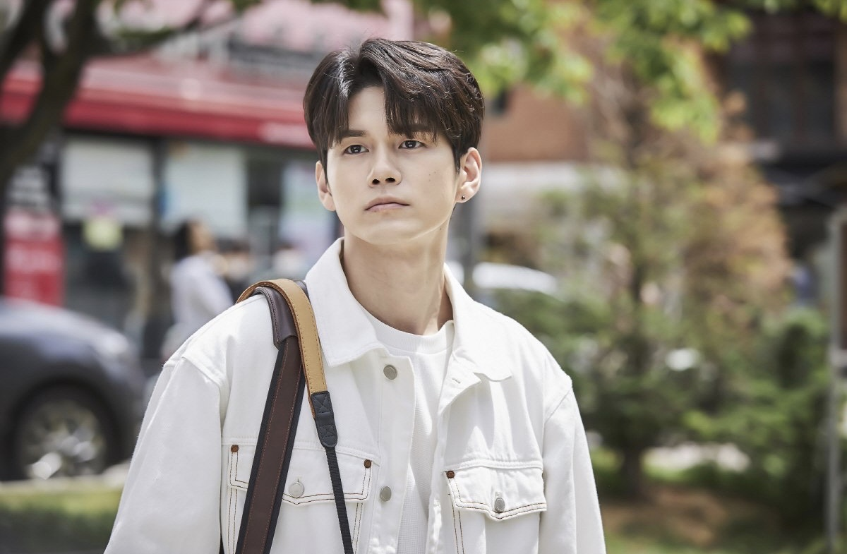 Number of Times 경우의 수 Kdrama featuring Ong Seong Wu.
