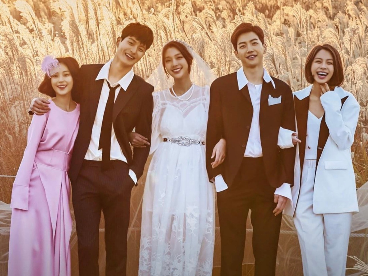 Flower Ever After web drama by Playlist studio