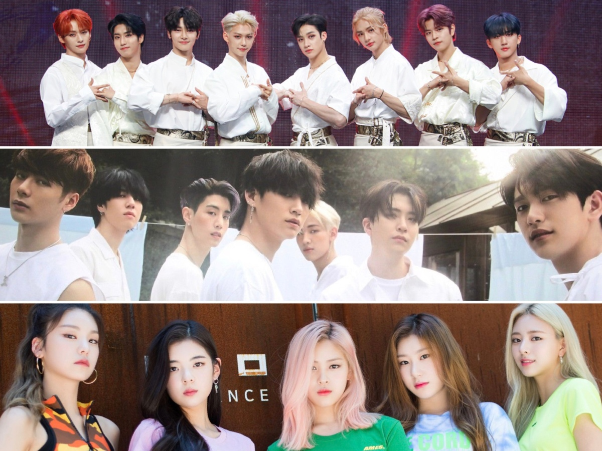 MBTI of your favorite Kpop idols, stray kids, GOT7, itzy and more