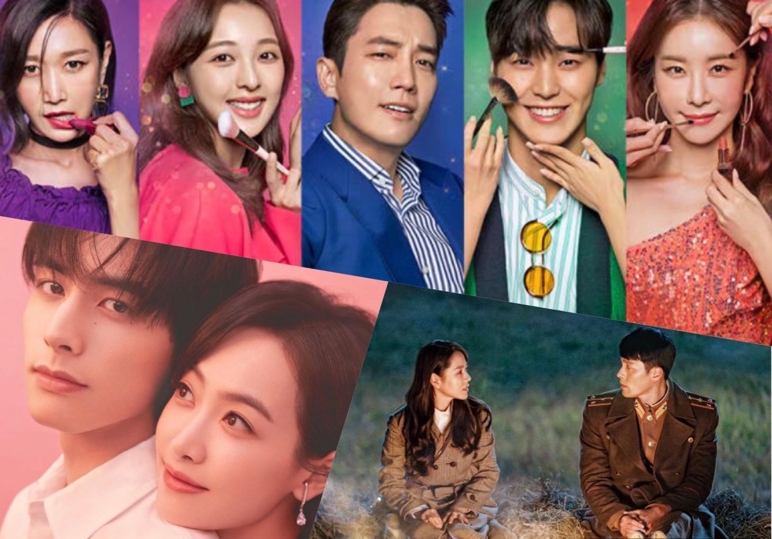 February 2020 favourite dramas