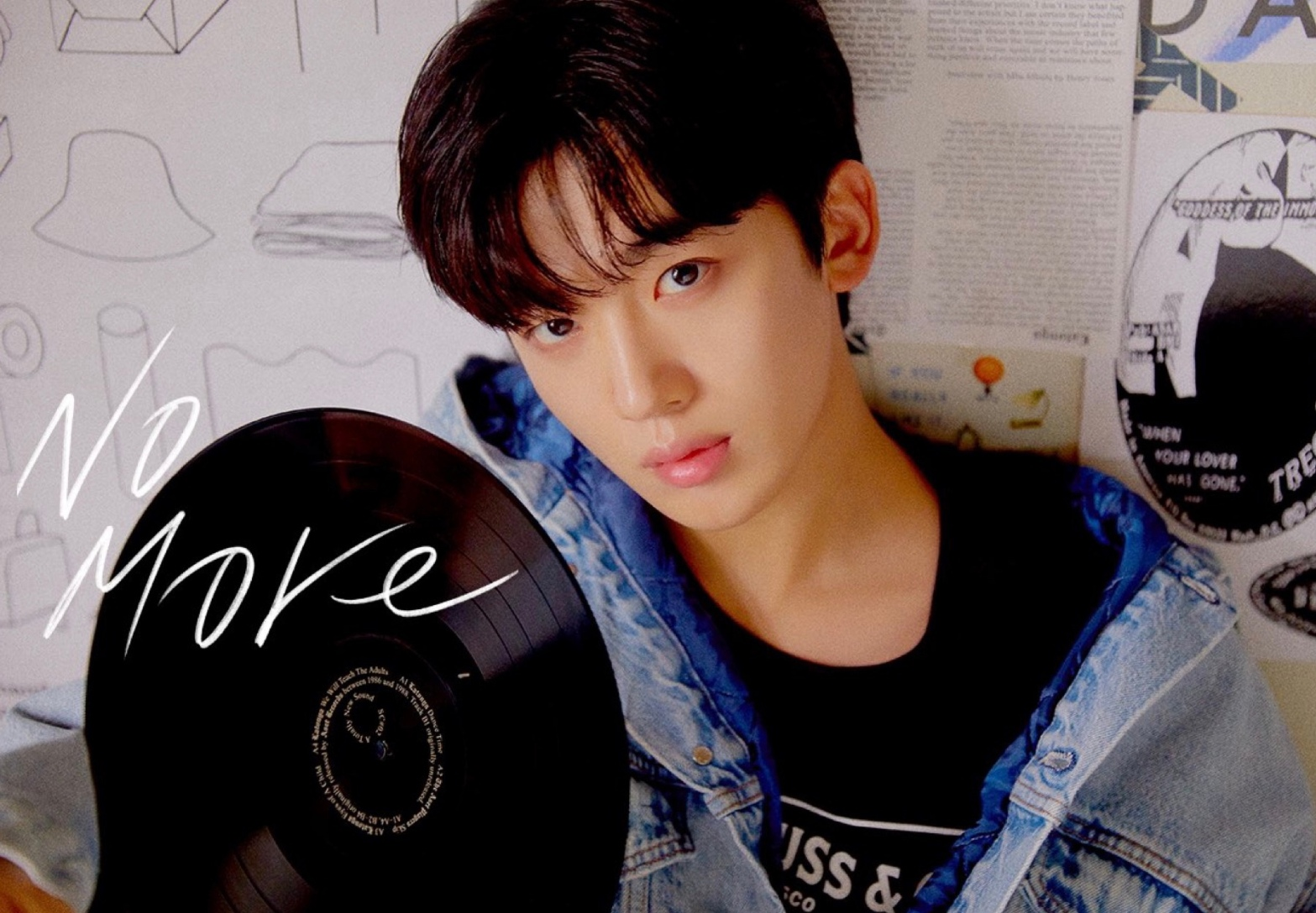 Hero Kim Yo Han's 1st digital single 'No More' Concept Image #3