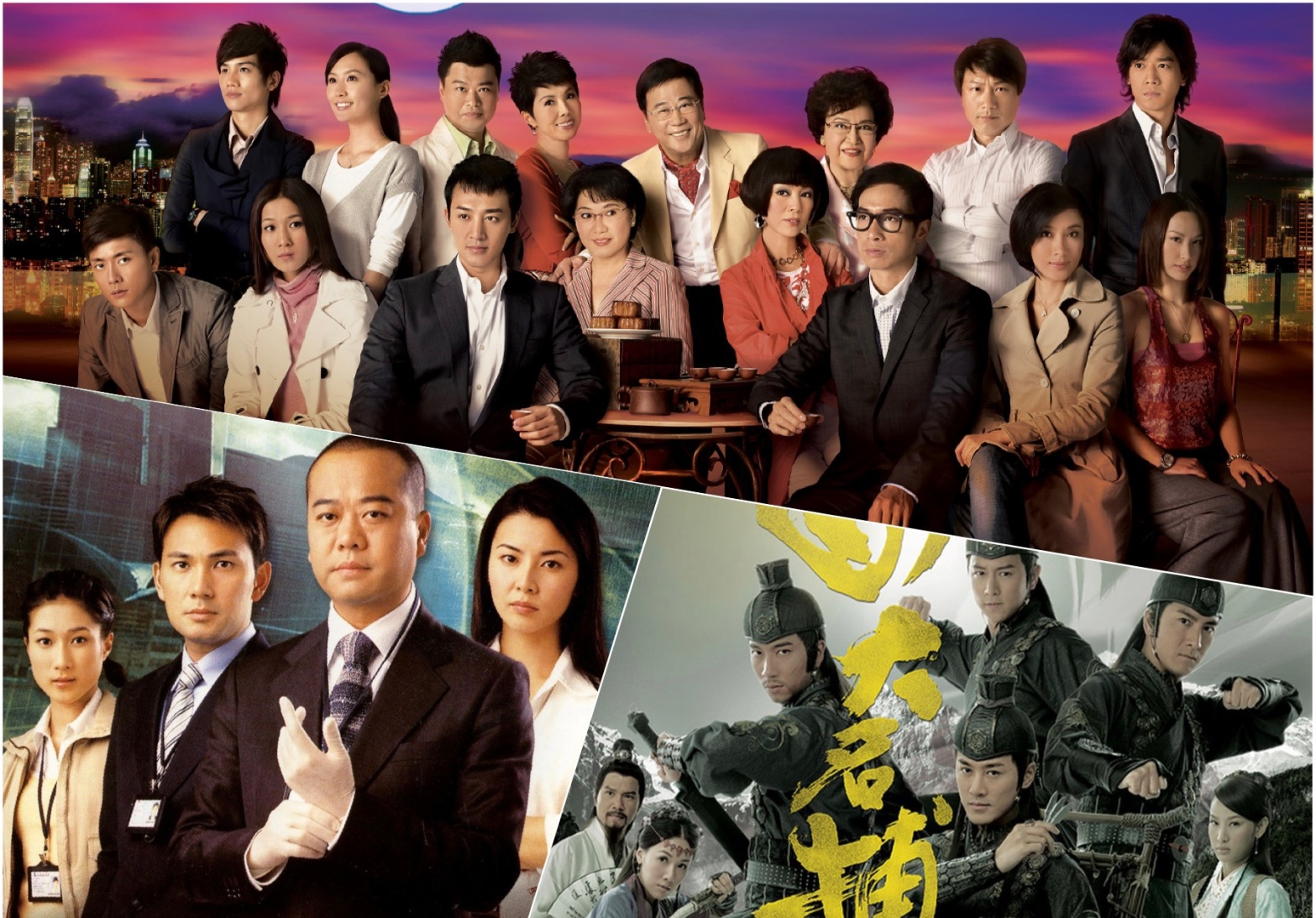 10 All Time Favorite TVB Hong Kong Dramas