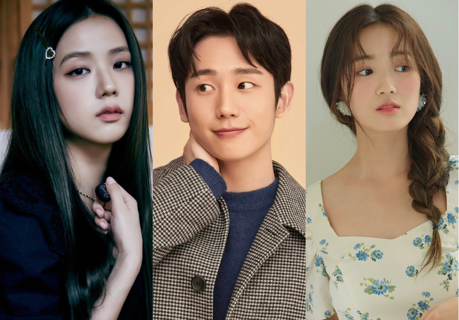 Blackpink's Jisoo, Jung Hae In and Kim Hye Yoon in talks for drama 'Snowdrop'