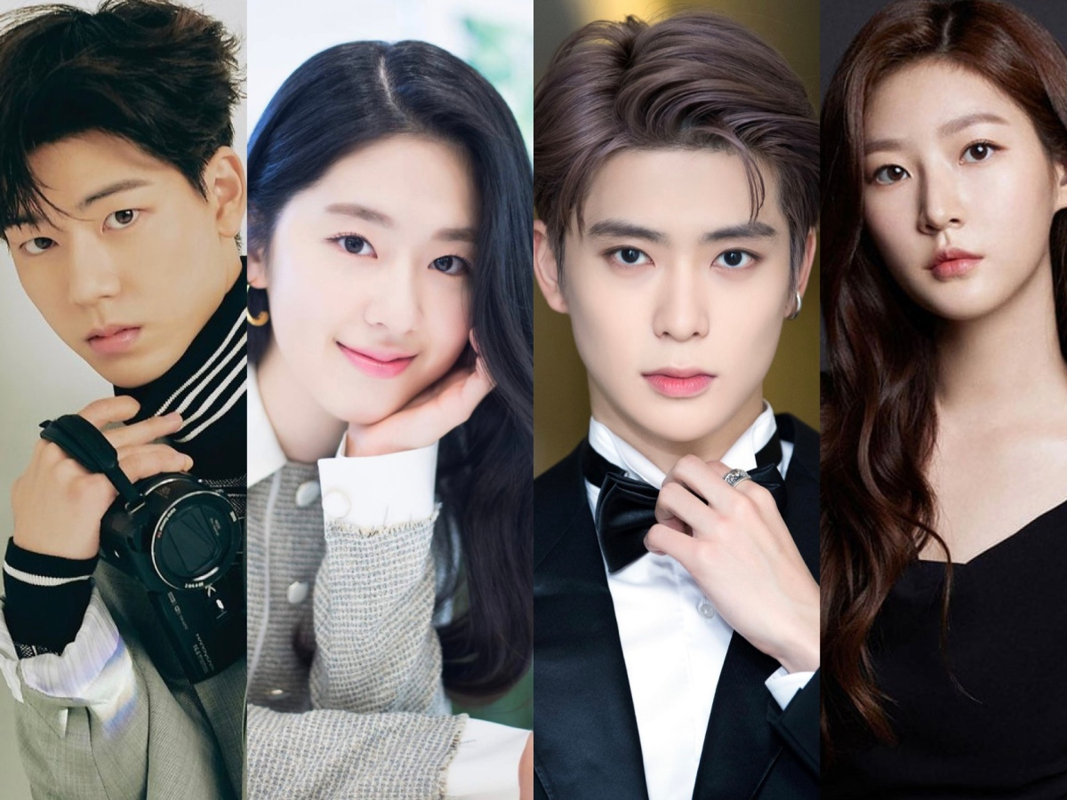 Dear M 디어엠 Web series confirm cast line up. Bae Hyun Sung, Park Hye Soo, NCT's Jung Jaehyun and Kim Sae Ron.