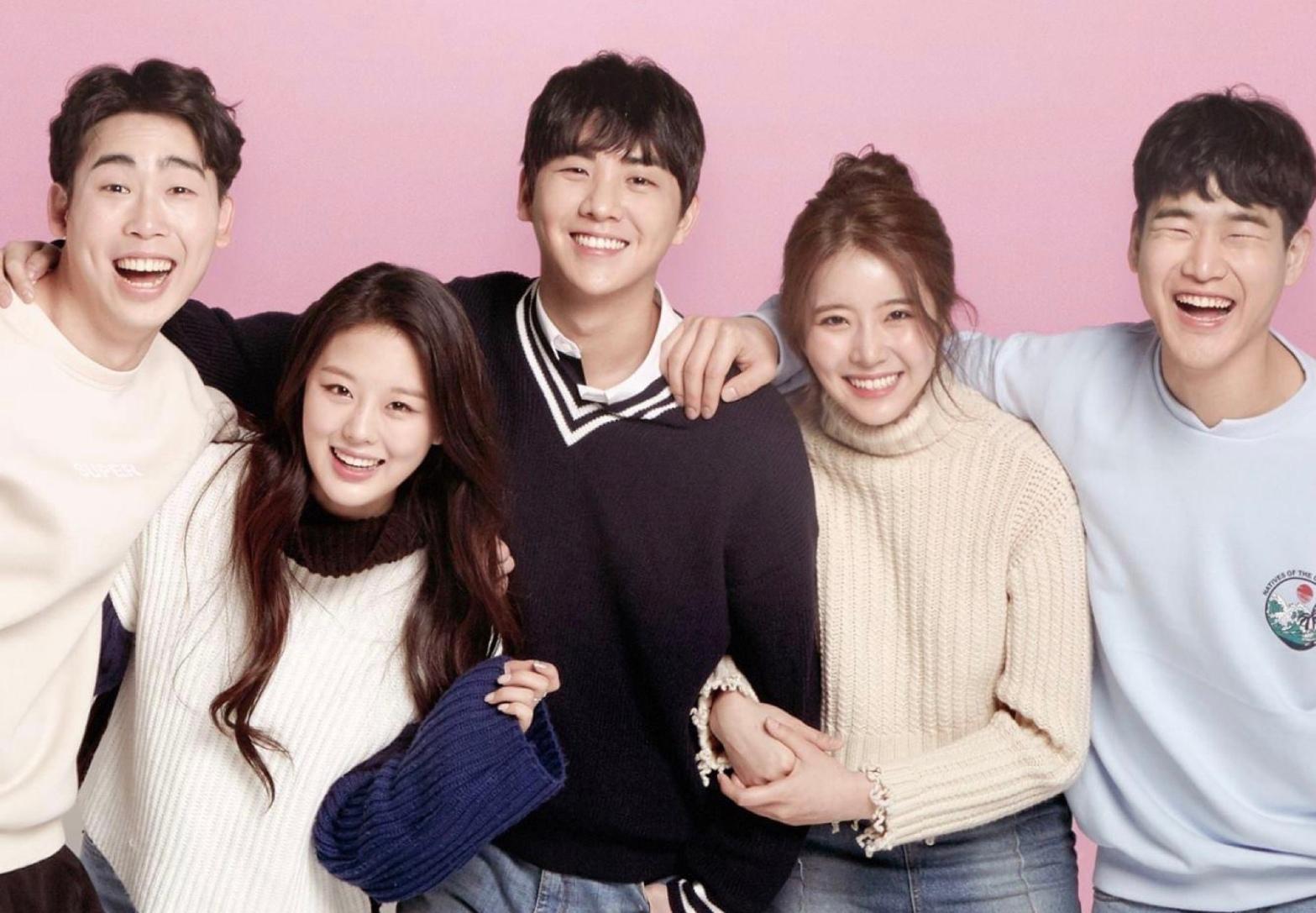 Love playlist season 1 web drama poster