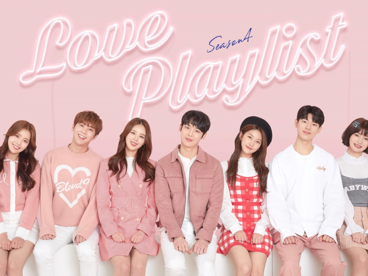 Love Playlist Season 4, Web drama poster