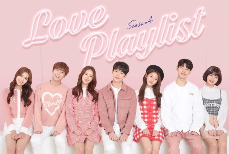 Love Playlist Season 4, Web drama poster