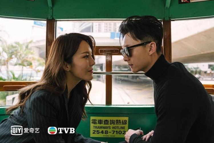 Legal Maverick 2 still cuts, Kelly Cheung and Vincent Wong.