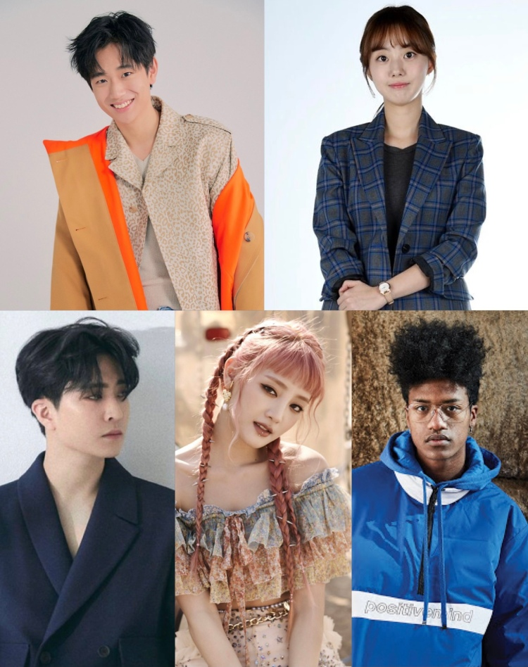 Netflix's confirms sitcom for 'So Not Worth it' with Shin Hyun Seung, Park Se Wam GOT7's Choi Youngjae, G(I)-DLE's Minnie and Han Hyun Min.