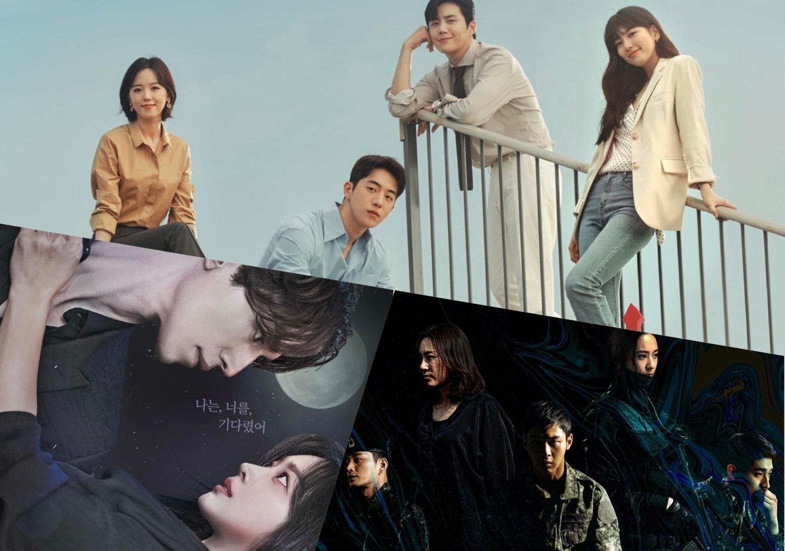 Kdrama premiering in October 2020