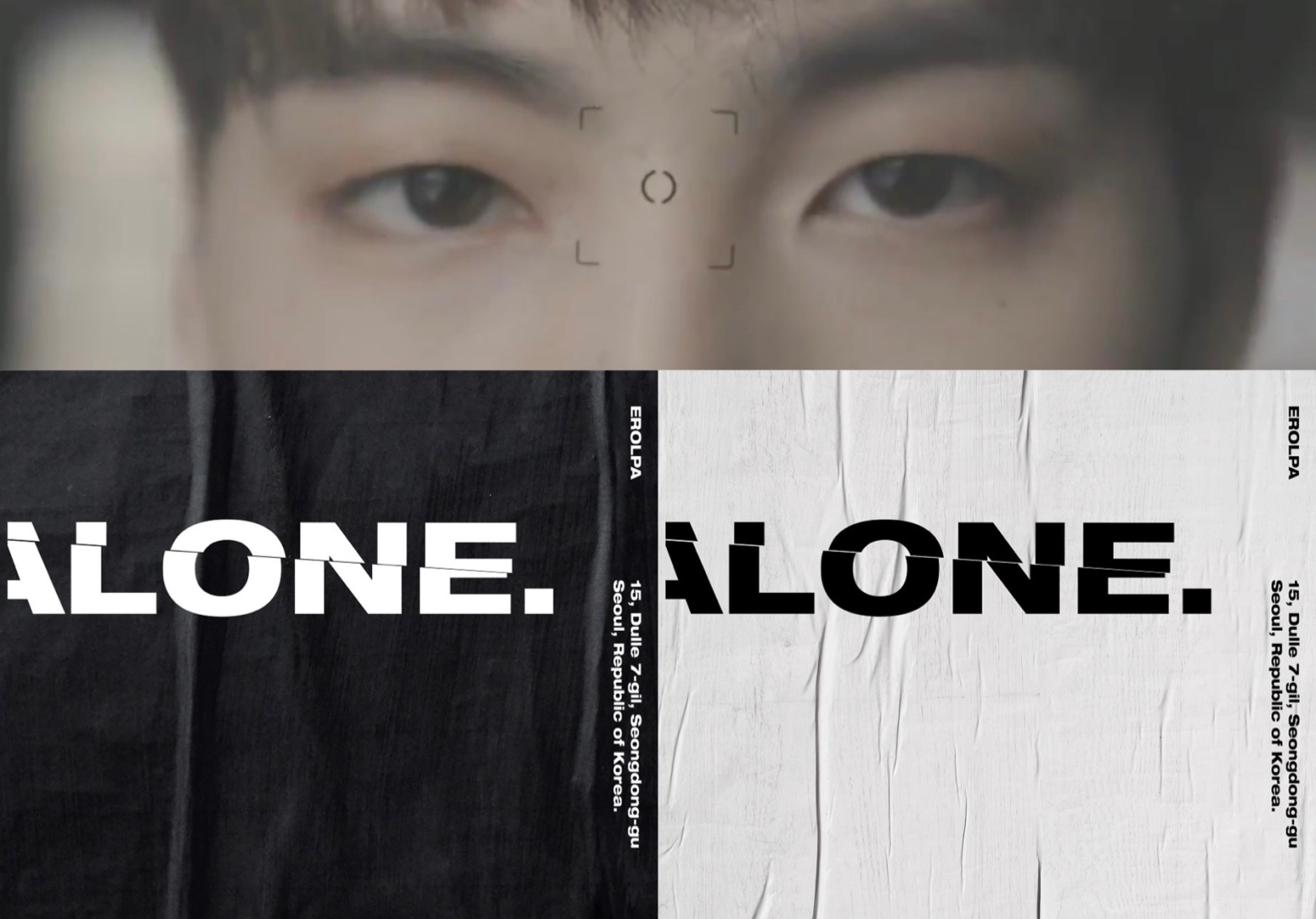 GOT7's JB first exhibition, Alone.