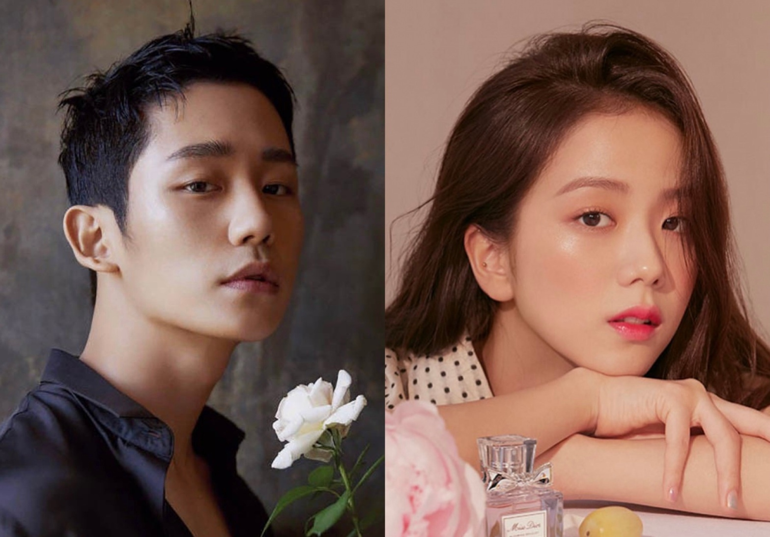 Jung Hae In and Blackpink Kim Ji Soo confirm for the leading roles for JTBC Upcoming drama, Snowdrop.