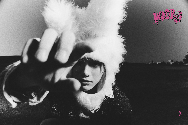 Woodz 2nd mini album - Woops - allergy ver - concept photo 5